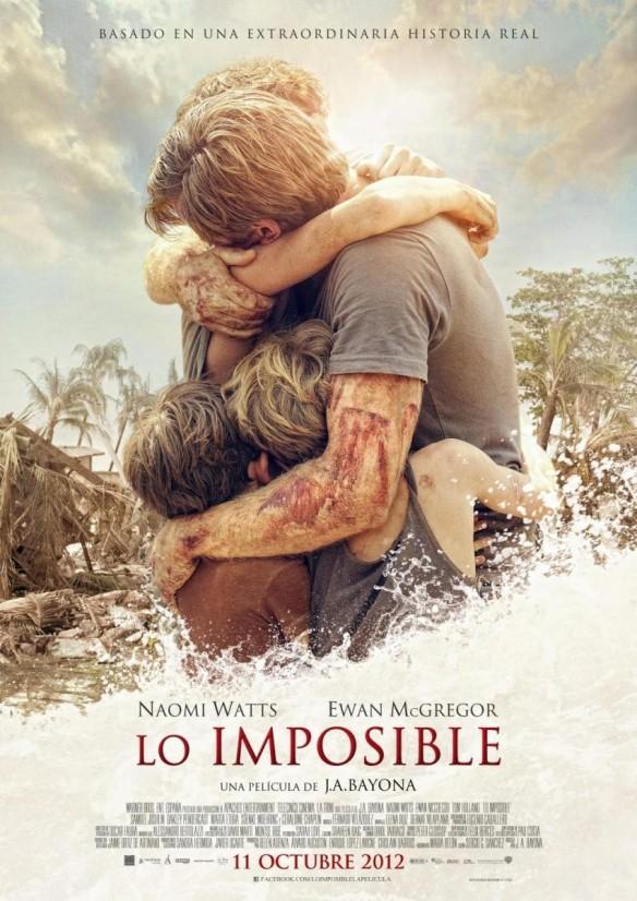 -Lo Imposible-, de J.A Bayona