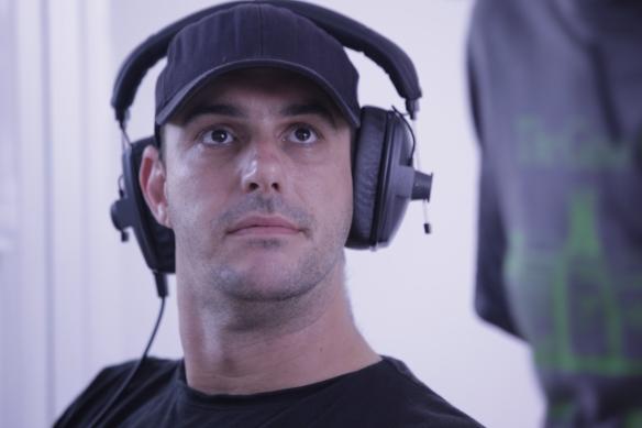 El sonidista y diseñador de sonido Ferrán Mengod.