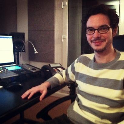 E diseñador de sonido Eduardo G.Castro