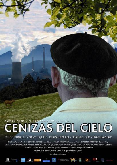 Cenizas del cielo -Jose Antonio Quirós-