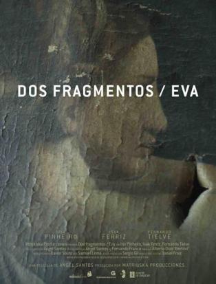-Dos fragmentos / Eva- de  Ángel Santos.