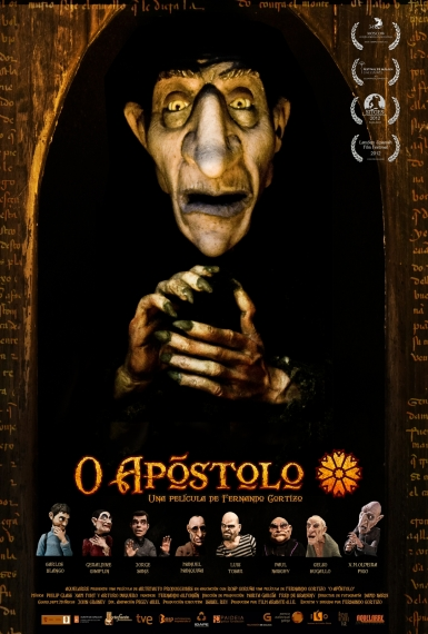 -Ó'Apóstolo- de Fernando Cortizo