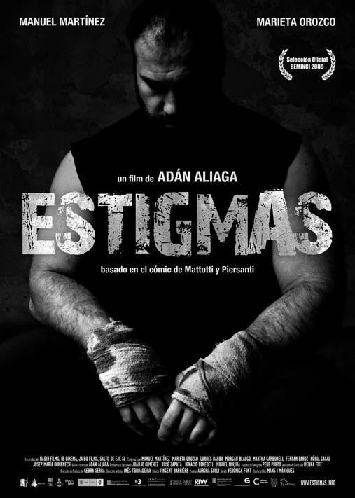 Stigmas, de Adán Aliaga.