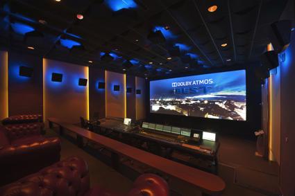 Sala Dolby Premier Atmos