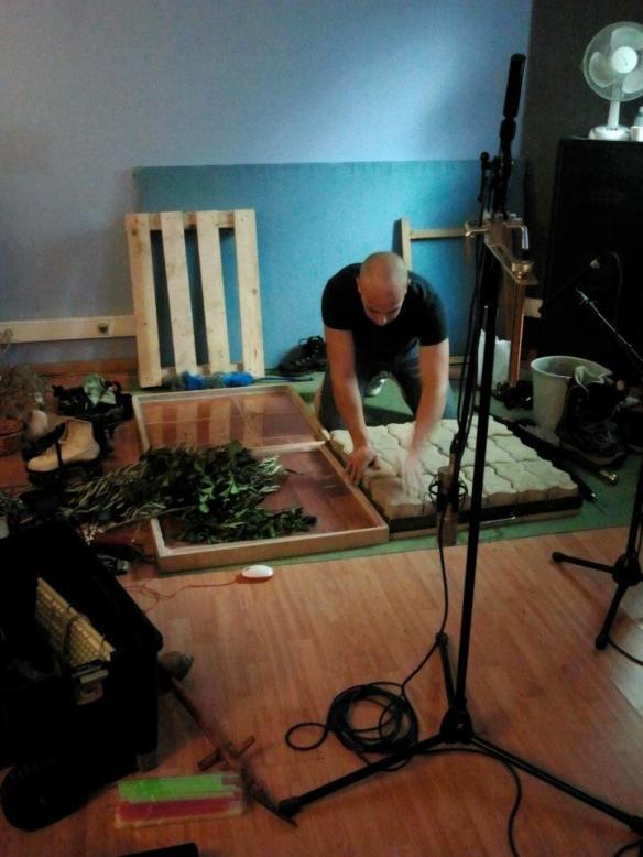 El ARTISTA de Foley Rico Boix