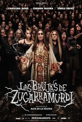 Las Brujas de Zugarramurdi, de -Alex de la Iglesia-