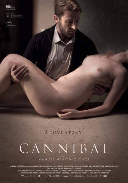 Canibal, de Manuel Martín Cuenca.