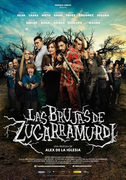 -Las Brujas de Zugarramurdi- de Alex de la Iglesia.