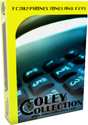 Phone Tones and Keys, el nuevo instrumento de Foley Collection.