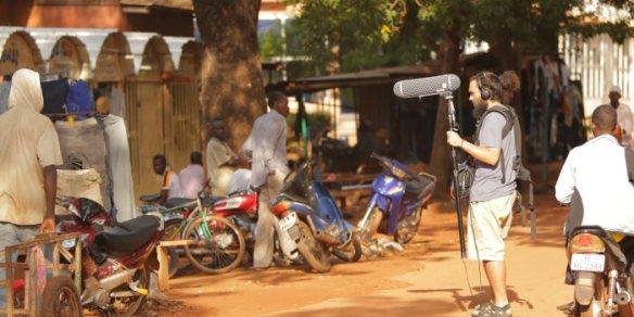 -Burkina Faso Sounds- de Rubén Durán.