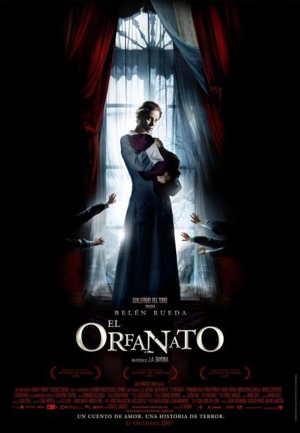 El Orfanato, de J.A Bayona