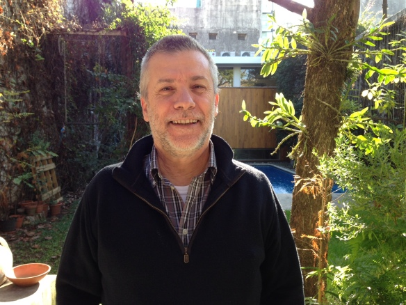 El Supervisor de edición y diseño de sonido José Luís Díaz.