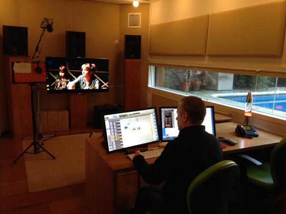 Al otro lado: Entrevistamos en exclusiva a José Luis Díaz, Supervisor de edición y diseño de sonido.