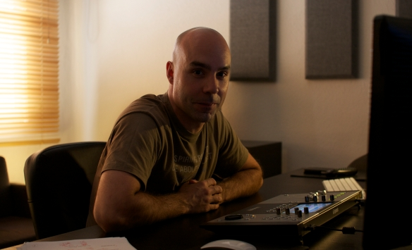 El Diseñador de sonido Roberto HG.