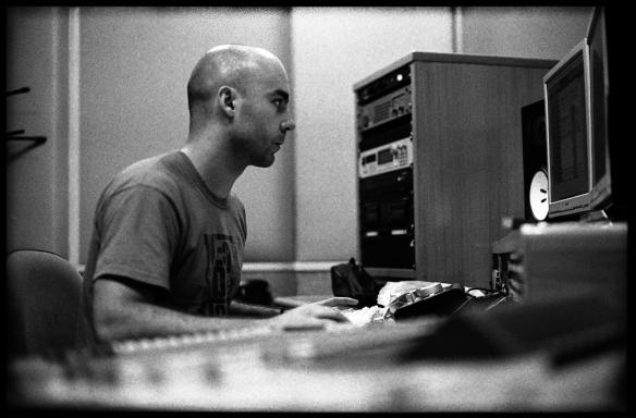 Roberto HG_Mar de Tierra (Voice Over Recording en Cecas Media)