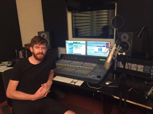 El Diseñador de sonido José Ignacio Arrufat