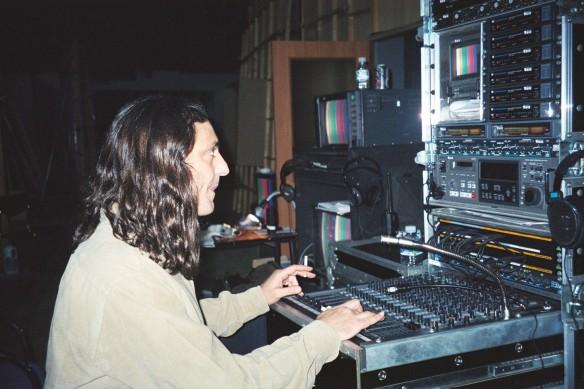 Grabando sonido directo