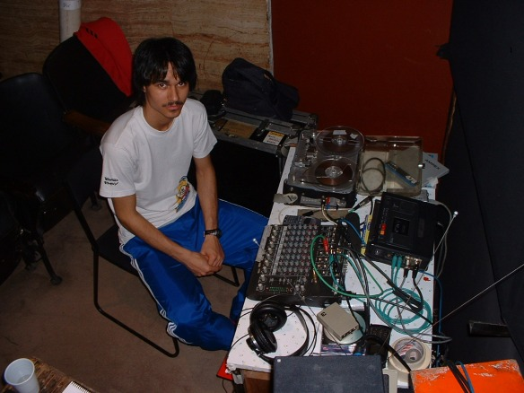 Primeros pasos como jefe de sonido directo