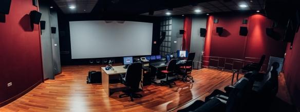Salas de Ad Hoc Studios