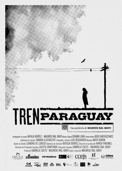 Tren Paraguay
