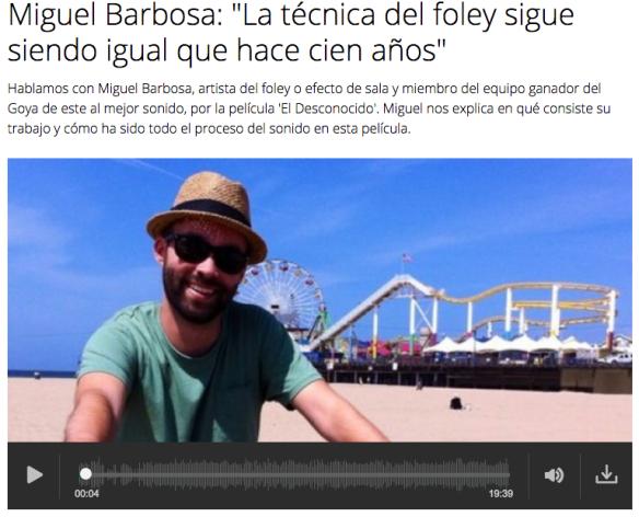 Miguel Barbosa onda cero