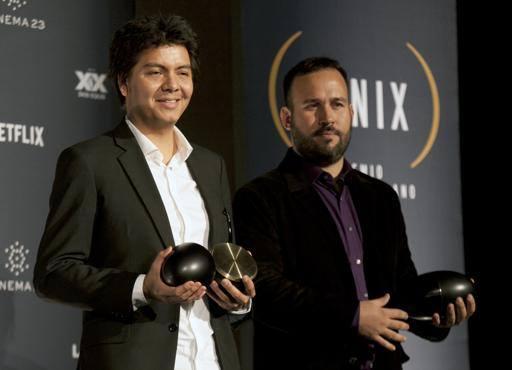 Premios Fenix a Mejor Sonido 2015