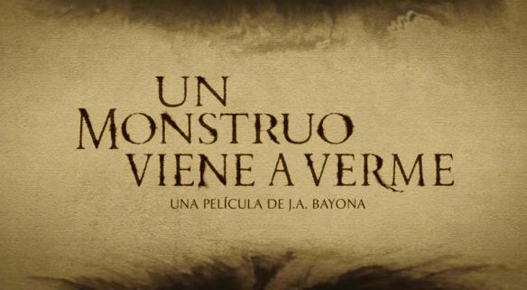 """A Monster Calls"", la nueva película de J.A Bayona"