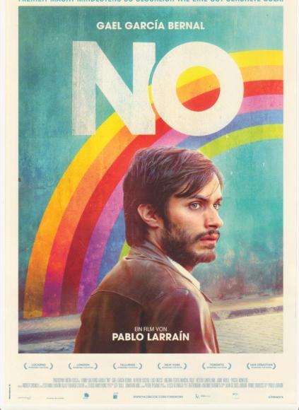 """""""NO"""" de Pablo Larraín"""