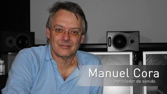 """El director y presentador de """"CONEXIÍON SAE"""", Manuel Cora."""
