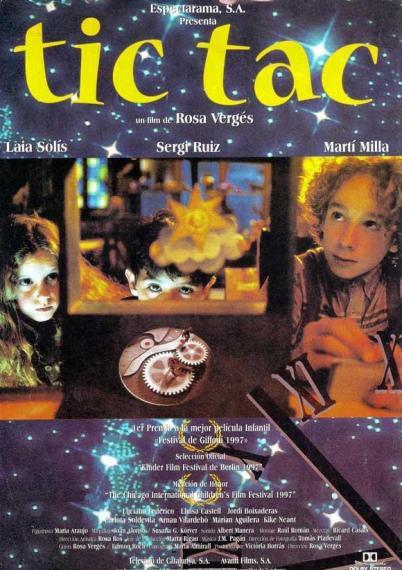 """""""TIC TAC"""", una película de Rosa Vergés."""