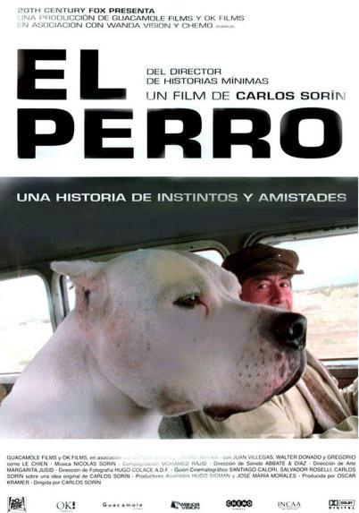 """""""El Perro"""", Carlos sorín."""
