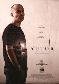 'El Autor' una película de Manolo Martín Cuenca.