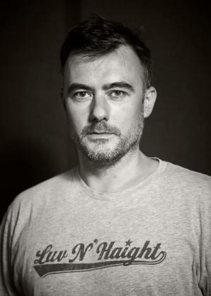 El diseñador de sonido Alejandro López